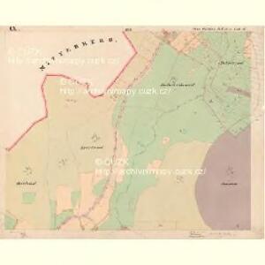 Moldau Ober - c2176-1-009 - Kaiserpflichtexemplar der Landkarten des stabilen Katasters