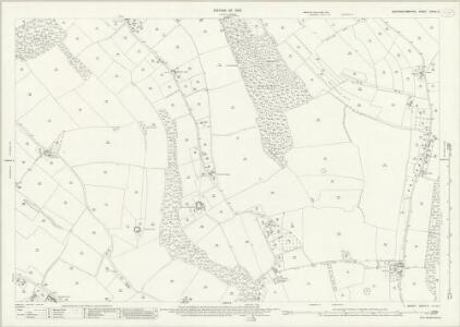 Buckinghamshire XXXIX.5 (includes: Chartridge; Chesham) - 25 Inch Map