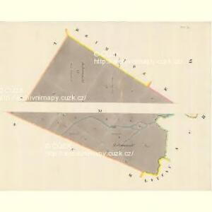 Pinke (Penkow) - m0051-1-005 - Kaiserpflichtexemplar der Landkarten des stabilen Katasters