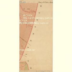 Nuesiedl - m2070-1-012 - Kaiserpflichtexemplar der Landkarten des stabilen Katasters
