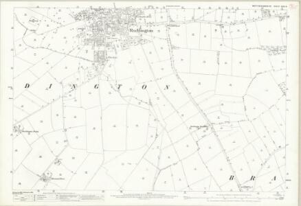Nottinghamshire XLVI.6 (includes: Bradmore; Ruddington) - 25 Inch Map
