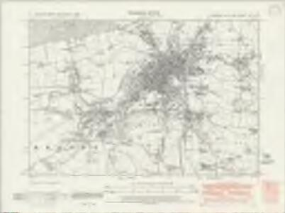 Hampshire & Isle of Wight XCV.NW - OS Six-Inch Map
