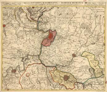 S.R.I. sive Antverpiae Marchionatus, et Dominium Mechliniae