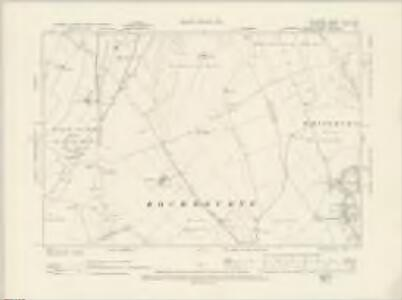 Wiltshire LXXVI.NW - OS Six-Inch Map