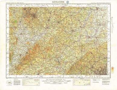 England and Wales 1:253,440