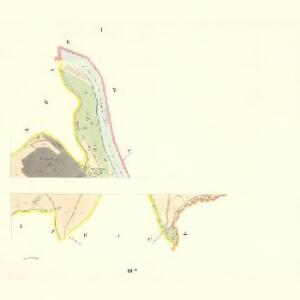 Policzna - m2353-1-001 - Kaiserpflichtexemplar der Landkarten des stabilen Katasters