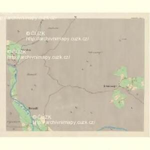 Breitenbach - c6050-2-005 - Kaiserpflichtexemplar der Landkarten des stabilen Katasters