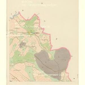 Brty - c0536-1-002 - Kaiserpflichtexemplar der Landkarten des stabilen Katasters