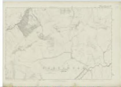 Perthshire, Sheet LV - OS 6 Inch map