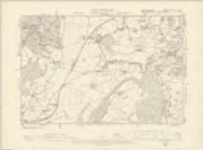 Herefordshire XXXVI.SW & SE - OS Six-Inch Map