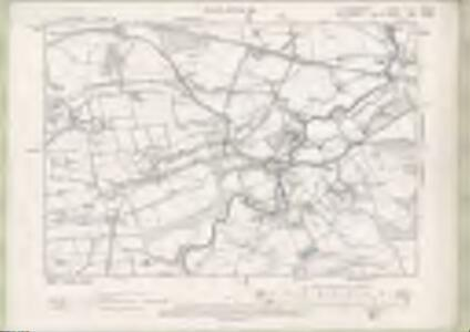 Linlithgowshire Sheet V.NW - OS 6 Inch map