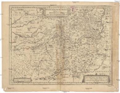 Paderbornensis episcopatus descripto nova