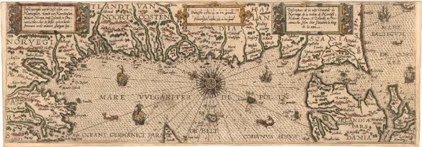 Museumskart 168: Kysten fra Langesund til Svenskegrensen