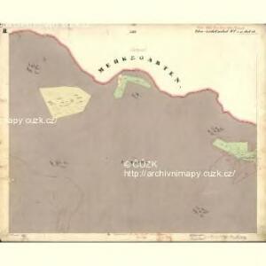 Lichtbuchet Ober - c2161-1-003 - Kaiserpflichtexemplar der Landkarten des stabilen Katasters