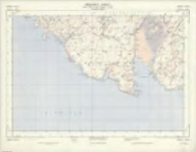 NX64 & Parts of NX54 - OS 1:25,000 Provisional Series Map