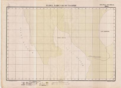 Lambert-Cholesky sheet 5849 (Golful Holbina)