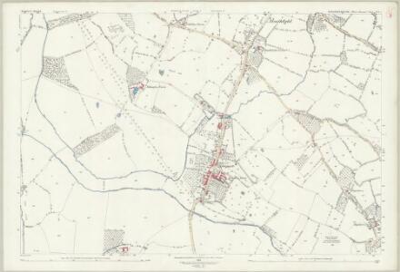 Gloucestershire LVI.1 (includes: Alkington; Ham and Stone; Hamfallow) - 25 Inch Map