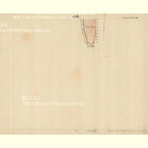 Frydetschlag - c0097-1-003 - Kaiserpflichtexemplar der Landkarten des stabilen Katasters