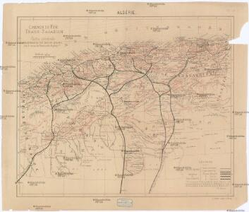 Chemin de fer Trans-Saharien