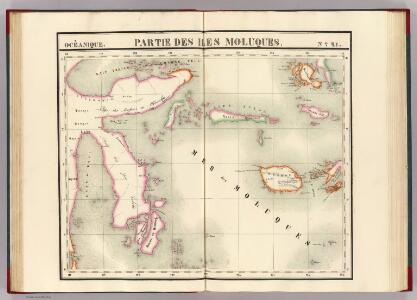 Partie, Iles Moluques. Oceanique no. 21.