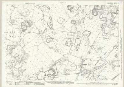 Staffordshire LXXII.1 (includes: Oldbury; Rowley Regis) - 25 Inch Map