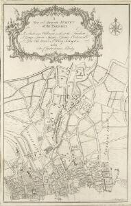 A New and Accurate SURVEY of the PARISHES of St. Andrews Holbourn