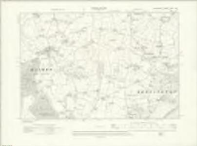 Flintshire XXVI.NW - OS Six-Inch Map