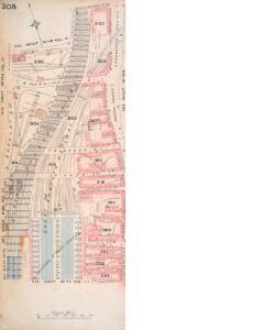 Insurance Plan of London Vol. XI: sheet 308-1