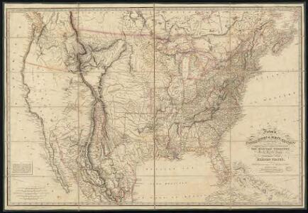 Fredonia or the United States of North-America : including also Cabotia, or the Canadian provinces; the Western Territory to the Pacific Ocean; and the northern part of the Mexican States