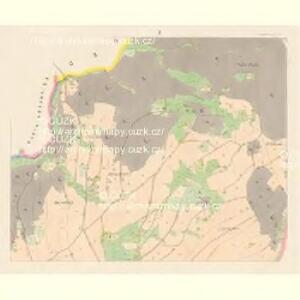 Saufloss (Sauwlasneg) - c7157-1-002 - Kaiserpflichtexemplar der Landkarten des stabilen Katasters