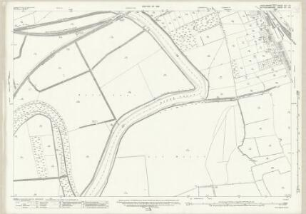 Lincolnshire XLII.16 (includes: Bole; Gainsborough; Lea; Saundby) - 25 Inch Map