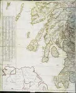 A general map of Scotland and islands thereto belonging, 3
