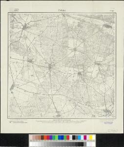 Meßtischblatt 2248 : Petkus, 1921