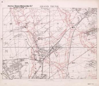 Hostile Trench Mortar Map