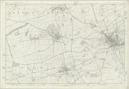 Yorkshire 210 - OS Six-Inch Map