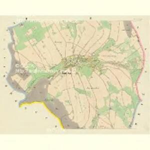 Borowa - c0385-1-002 - Kaiserpflichtexemplar der Landkarten des stabilen Katasters