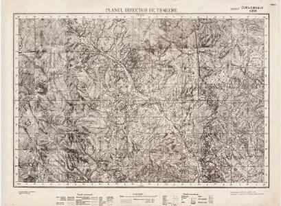 Lambert-Cholesky sheet 4355 (Gura-Siriului)