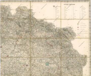 General-Karte des Königreiches Böhmen...