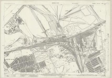 Yorkshire VI.12 (includes: Billingham; Eston) - 25 Inch Map