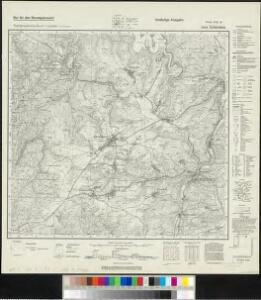 Meßtischblatt 5404, Preuß 3152 alt : Schleiden, 1938
