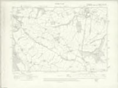 Flintshire XXV.NW - OS Six-Inch Map