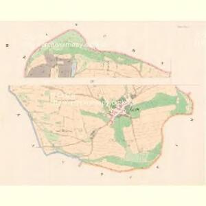 Zataw - c9156-1-003 - Kaiserpflichtexemplar der Landkarten des stabilen Katasters