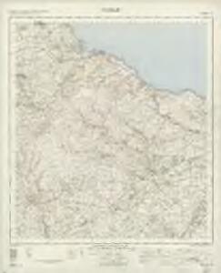 Dunbar - OS One-Inch Map