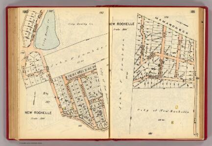 180-181 New Rochelle.