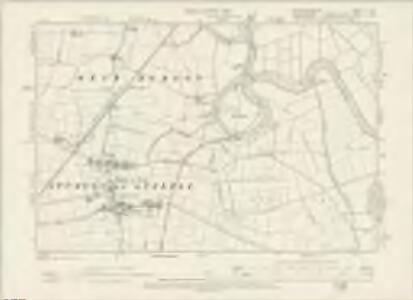 Nottinghamshire X.NE - OS Six-Inch Map