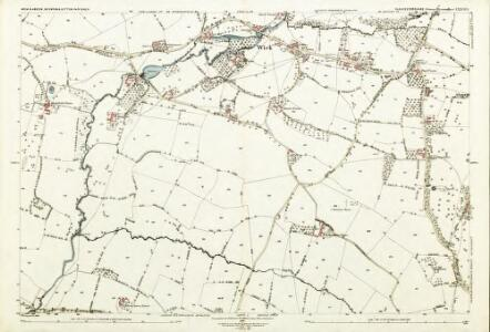 Gloucestershire LXXVII.1 (includes: Bitton; Doynton; Wick and Abson) - 25 Inch Map