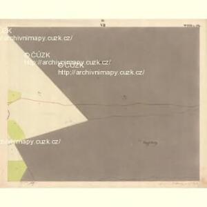Glöckelberg - c9317-3-007 - Kaiserpflichtexemplar der Landkarten des stabilen Katasters