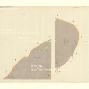 Friedrichsdorf - m0045-1-001 - Kaiserpflichtexemplar der Landkarten des stabilen Katasters