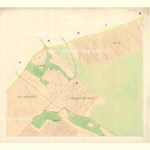 Mutienitz - m1904-1-002 - Kaiserpflichtexemplar der Landkarten des stabilen Katasters