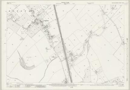 Buckinghamshire XXIX.8 (includes: Cheddington; Ivinghoe; Marsworth; Pitstone) - 25 Inch Map